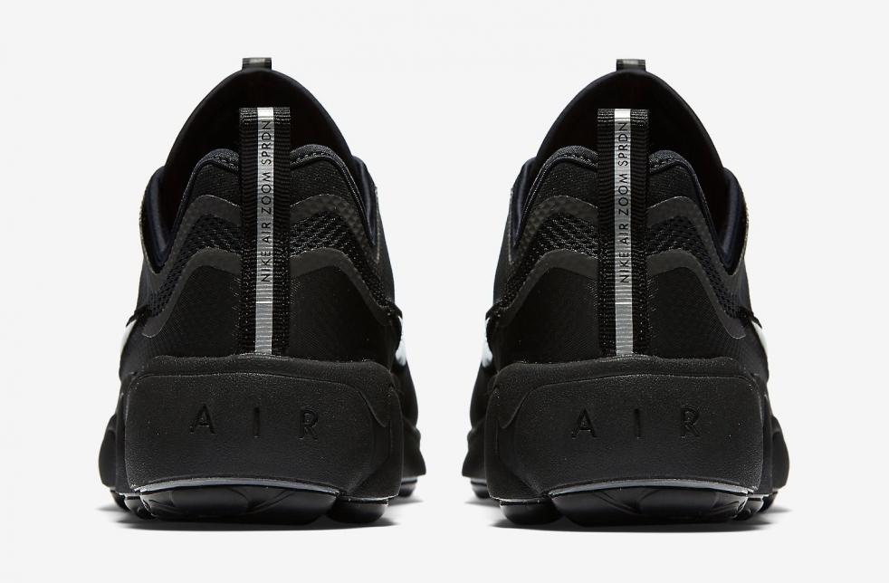 a233760c2997 BUY Nike Zoom Spiridon Ultra Triple Black