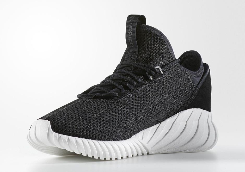 adidas tubular doom sock core black