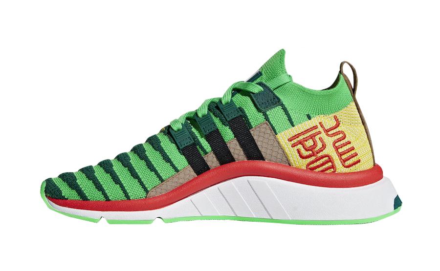 BUY Dragon Ball Z X Adidas EQT Support