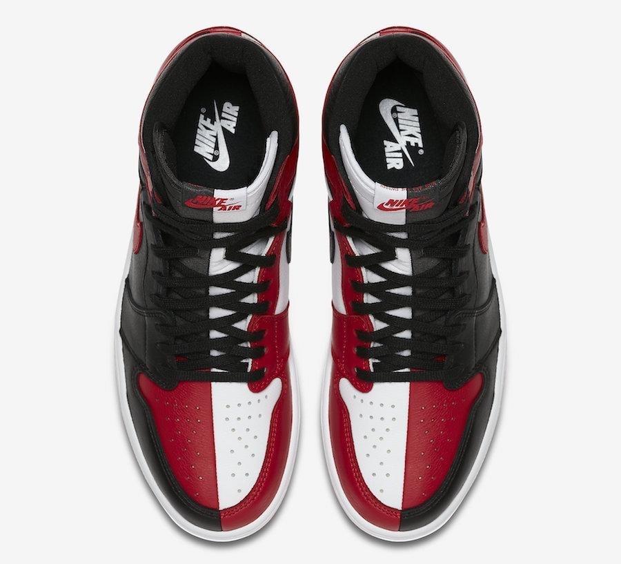Air Jordan 1 Retro High Og Nrg Homage To Home