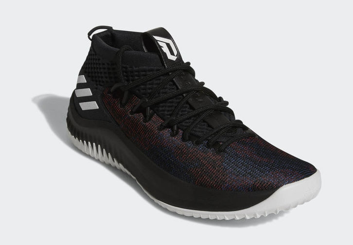 2b0180dbd36 adidas dame 4 black shoes for discount