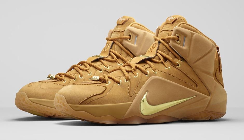 """LeBron's signature sneakers have been creating a lot of buzz in the sneaker  community lately. With recent news of the Nike LeBron 12 Low """"LeBronald  Palmer"""" ..."""