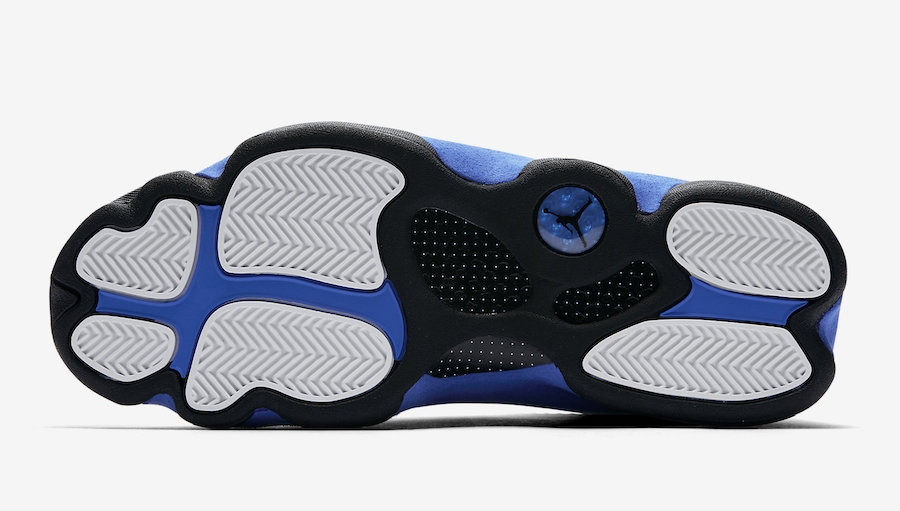 5cfb39014294f Air Jordan 13 Hyper Royal