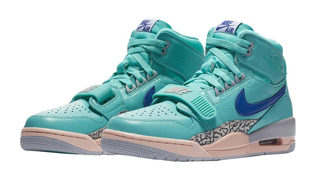 BUY Jordan Legacy 312 Hyper Jade