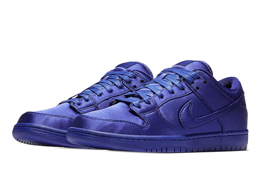 BUY NBA X Nike SB Dunk Low Deep Royal