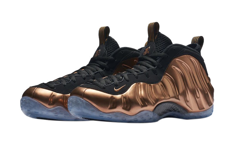 NIKE Nike Air Foamposite One Metallic Red 2012 In Varsity ...