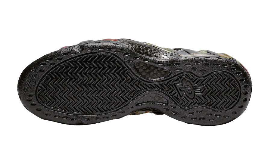 Nike Air Foamposite One Safari?Yet Another Detailed Look ...