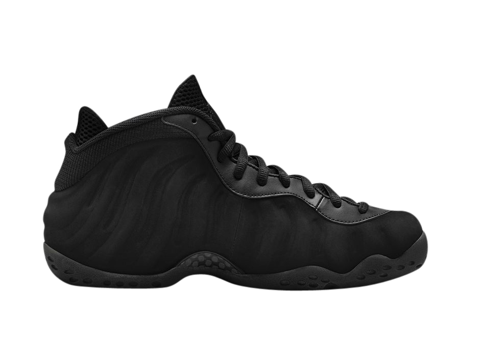 Nike Air FOAMPOSITE One Penny Eggplant Purple Basketball ...