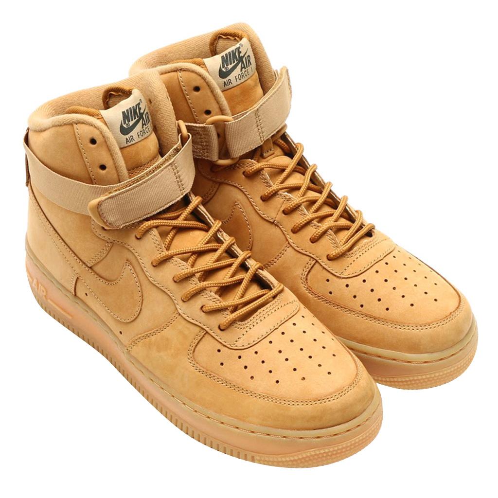 BUY Nike Air Force 1 High - Wheat