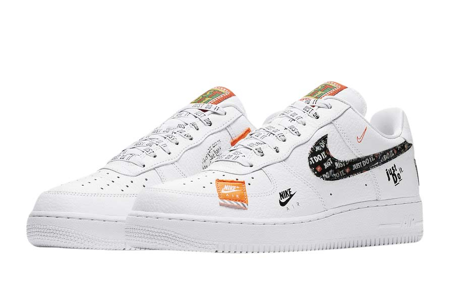 Nike Air Force 1 Low Premium Just Do It White AR7719-100 ...