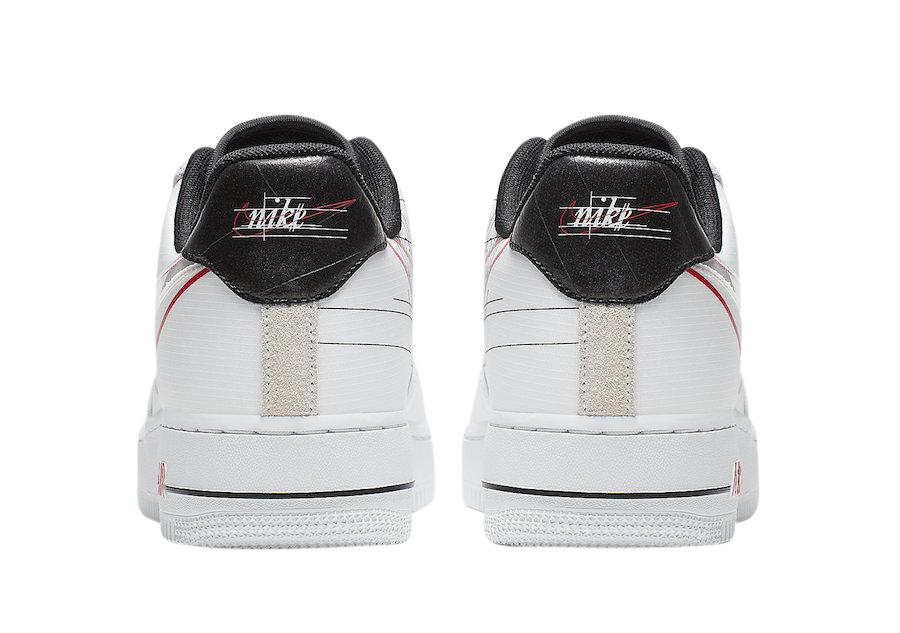 Nike Air Force 1 Low Script Swoosh