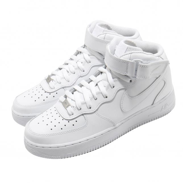 Nike Air Force 1 Mid 07 White