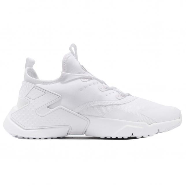 Nike Air Huarache Drift GS Triple White