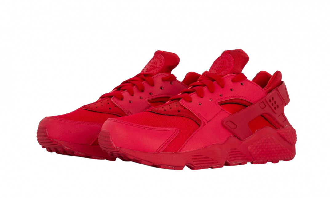 BUY Nike Air Huarache Triple Red | Kixify Marketplace