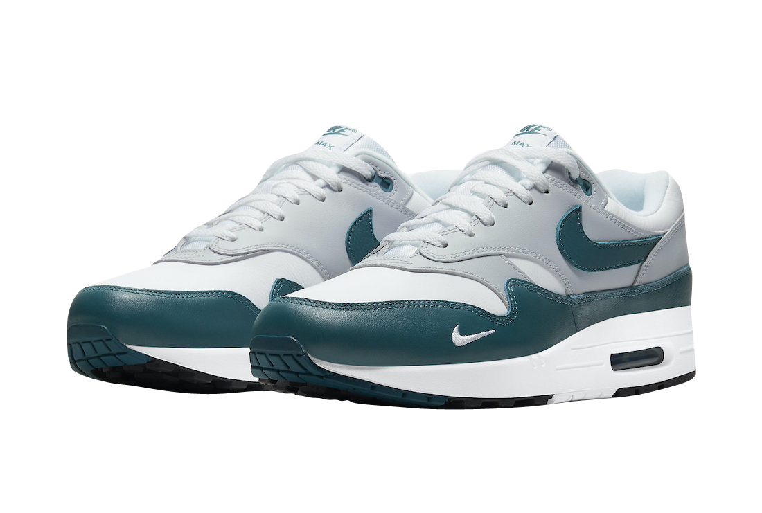 Nike Air Max 1 Dark Teal Green