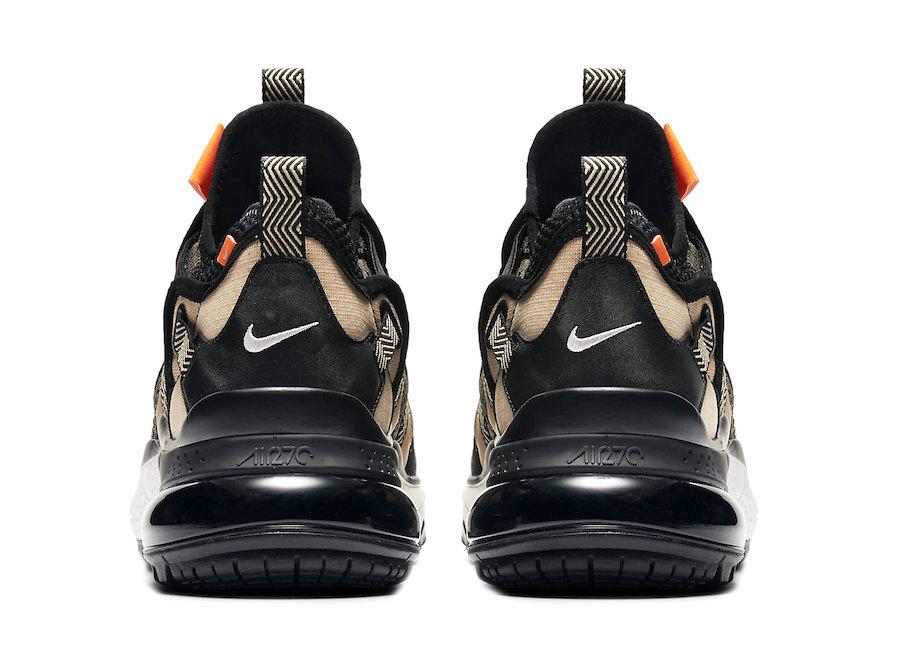 Nike Air Max 270 Bowfin Black Desert