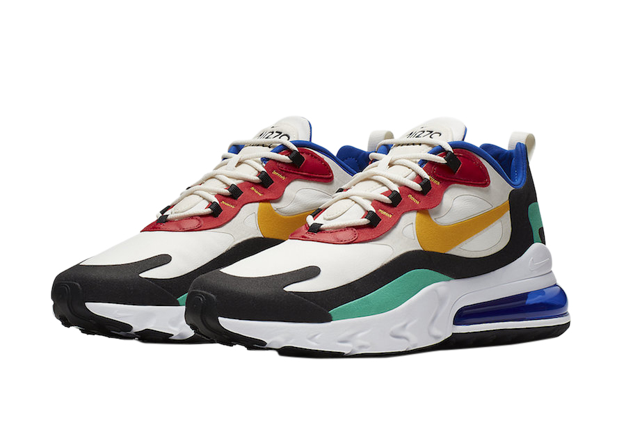 nike air max react bauhaus