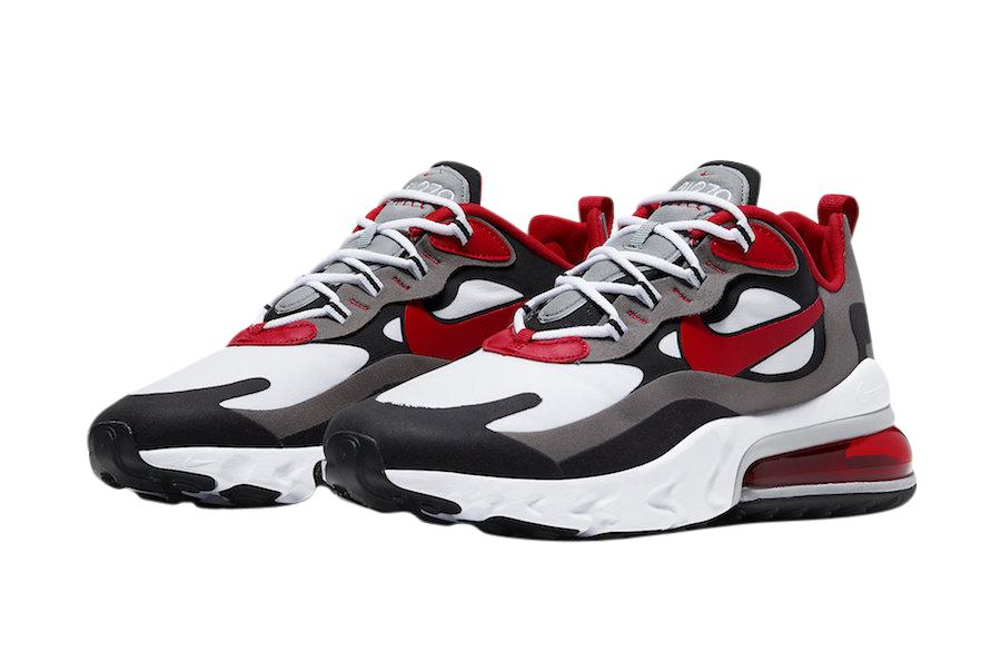BUY Nike Air Max 270 React Iron Grey
