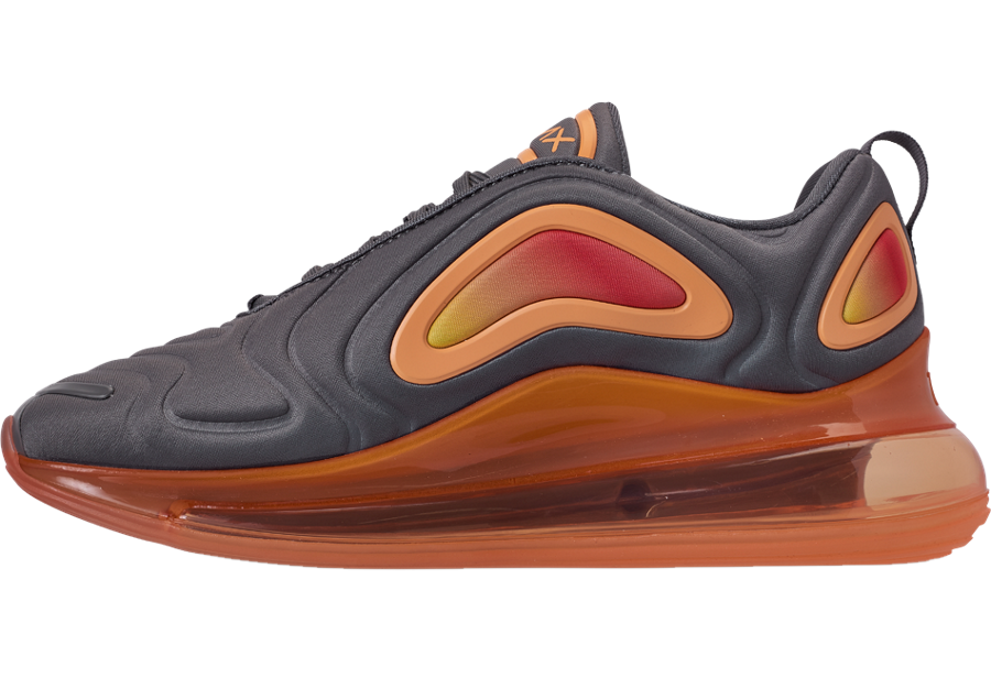 air max 720 gris et orange