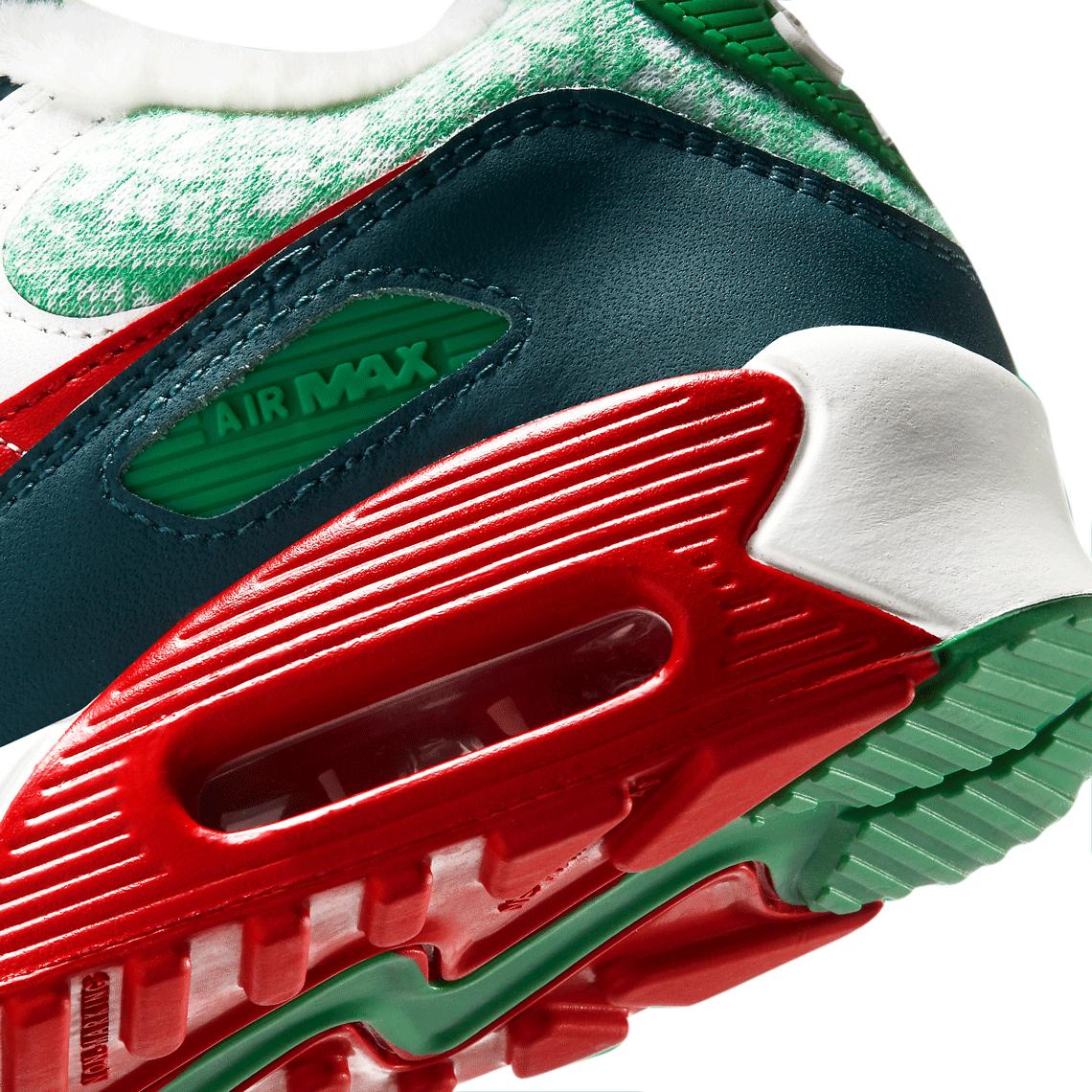 BUY Nike Air Max 90 Christmas Sweater 2020 | Kixify Marketplace