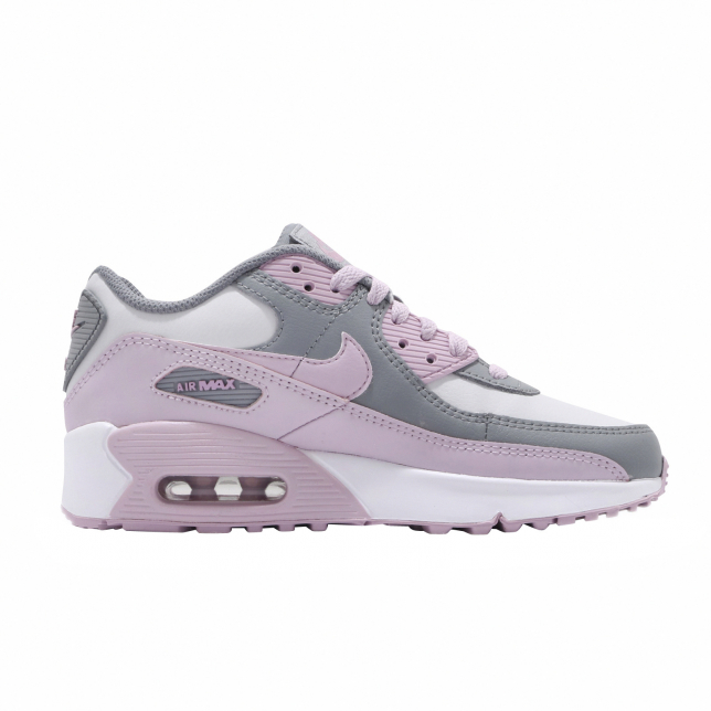 orden Tremendo simplemente  BUY Nike Air Max 90 LTR GS Particle Grey Iced Lilac | Kixify Marketplace