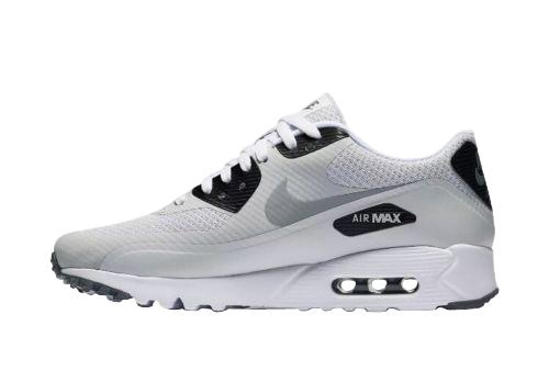 Nike Air Max 90 Ultra Essential Pure Platinum 819474-009 ...