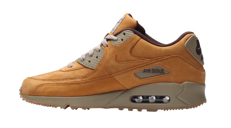 Nike Air Max 90 Winter Wheat 683282-700 - KicksOnFire.com