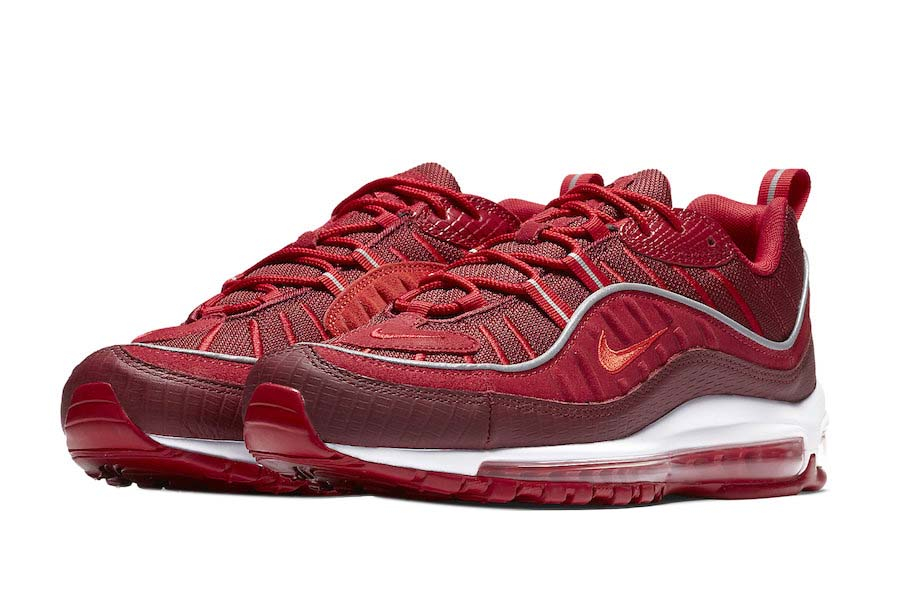 BUY Nike Air Max 98 Team Red   Kixify