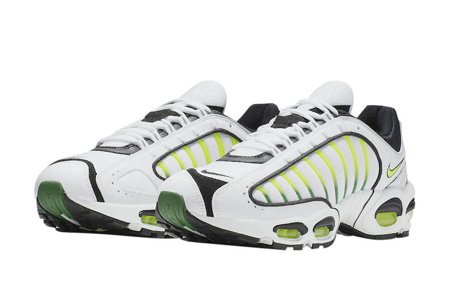 BUY Nike Air Max Tailwind 4 White Volt