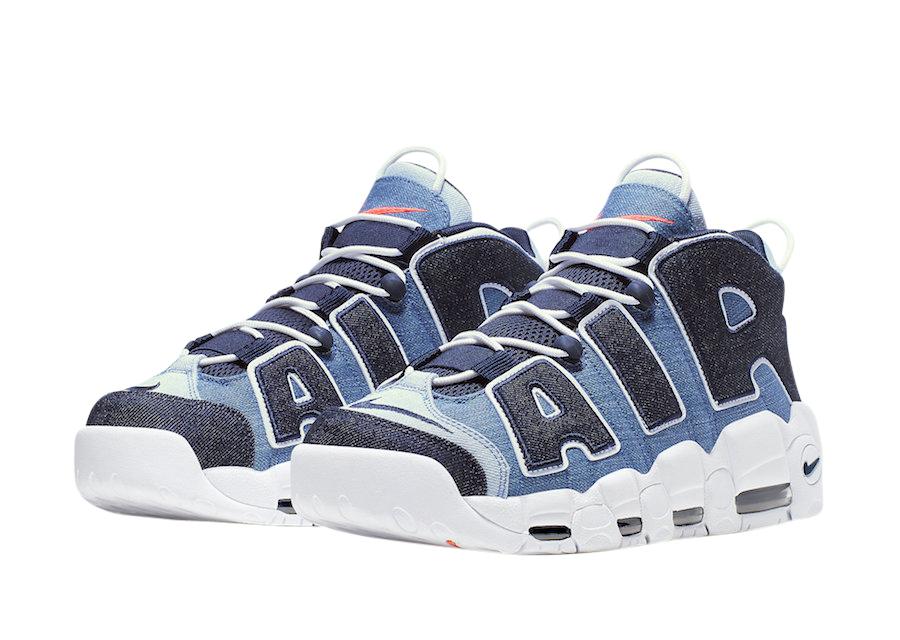 BUY Nike Air More Uptempo Denim