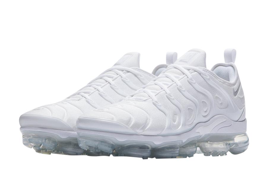 BUY Nike Air VaporMax Plus Triple White