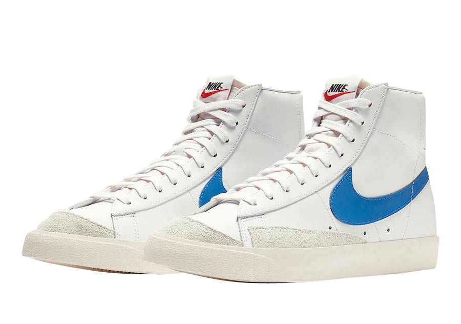 Nike Blazer Mid 77 Vintage Pacific Blue