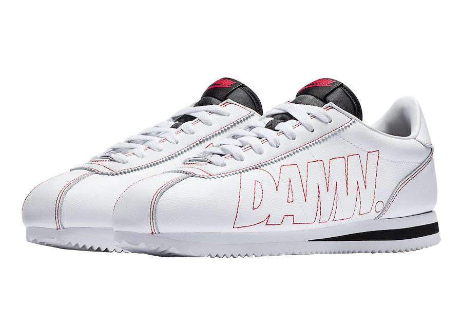BUY Nike Cortez Kenny 1 DAMN   Kixify
