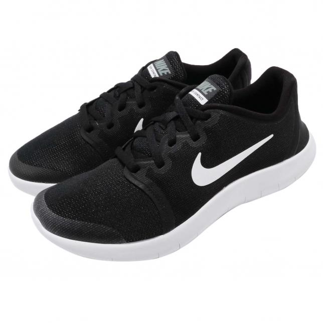 Víspera de Todos los Santos Infantil fiesta  BUY Nike Flex Contact 2 GS Black White Cool Grey | Kixify Marketplace