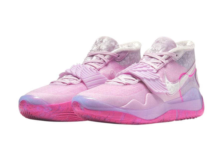BUY Nike KD 12 Aunt Pearl | Kixify