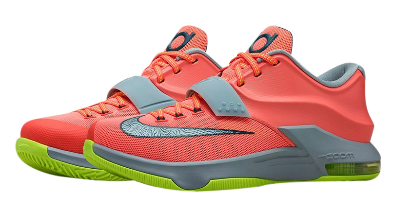 Nike Kd 7 - 35,000 Degrees