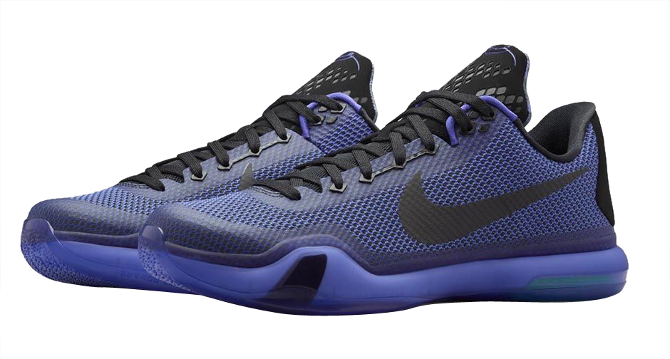 Nike Kobe 10 - Blackout
