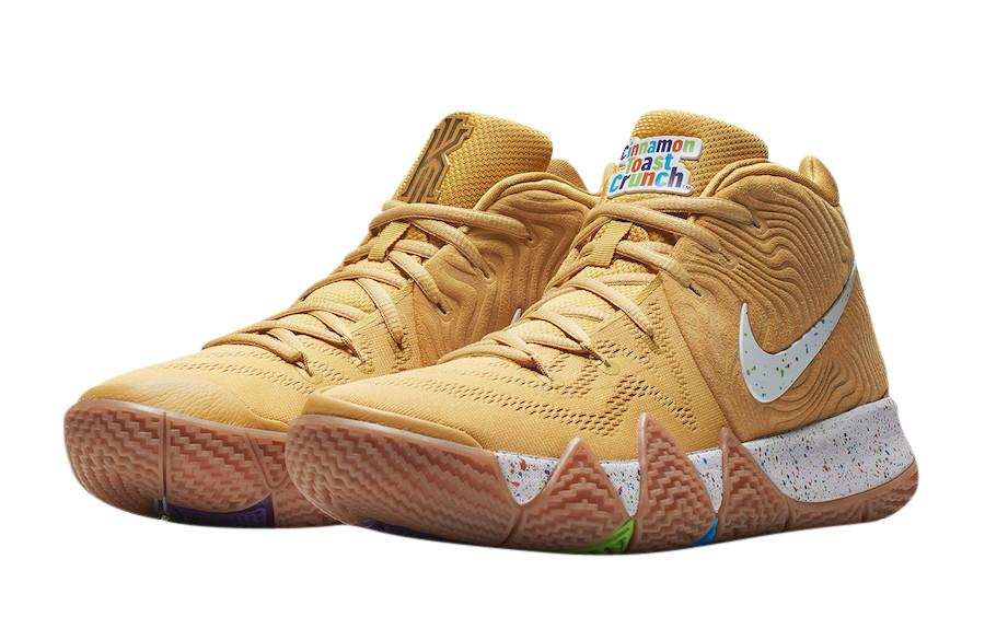 BUY Nike Kyrie 4 Cinnamon Toast Crunch