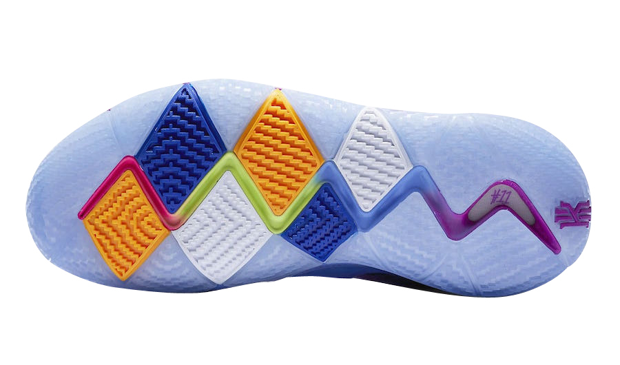 BUY Nike Kyrie 4 Confetti | Kixify