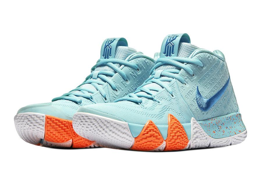 BUY Nike Kyrie 4 Power Is Female