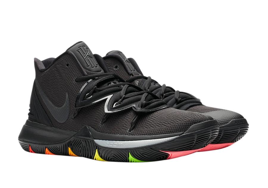 Nike Kyrie 5 Black Multicolor - KicksOnFire