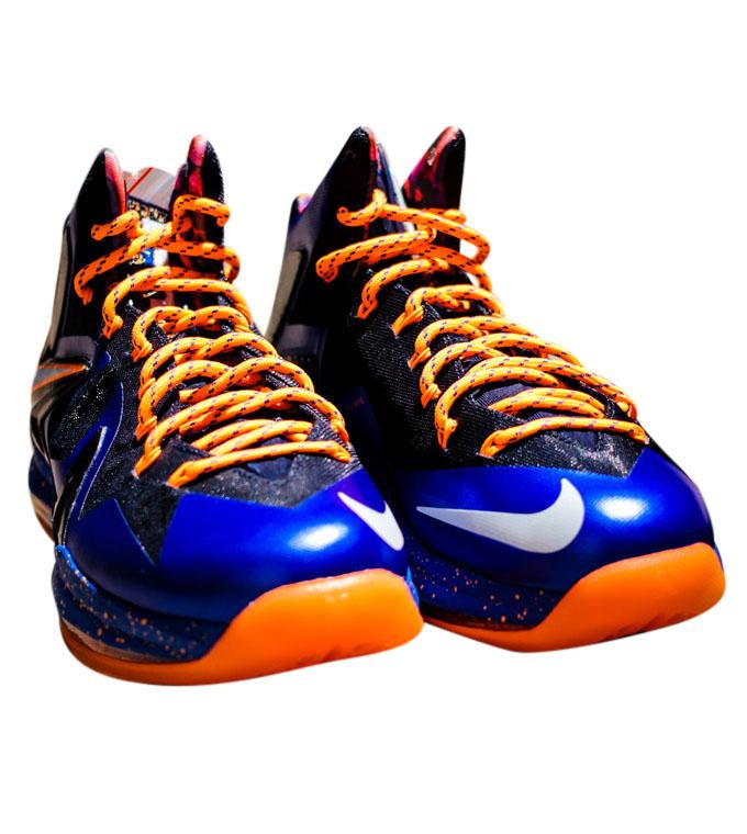 Nike LeBron 10 Elite Superhero