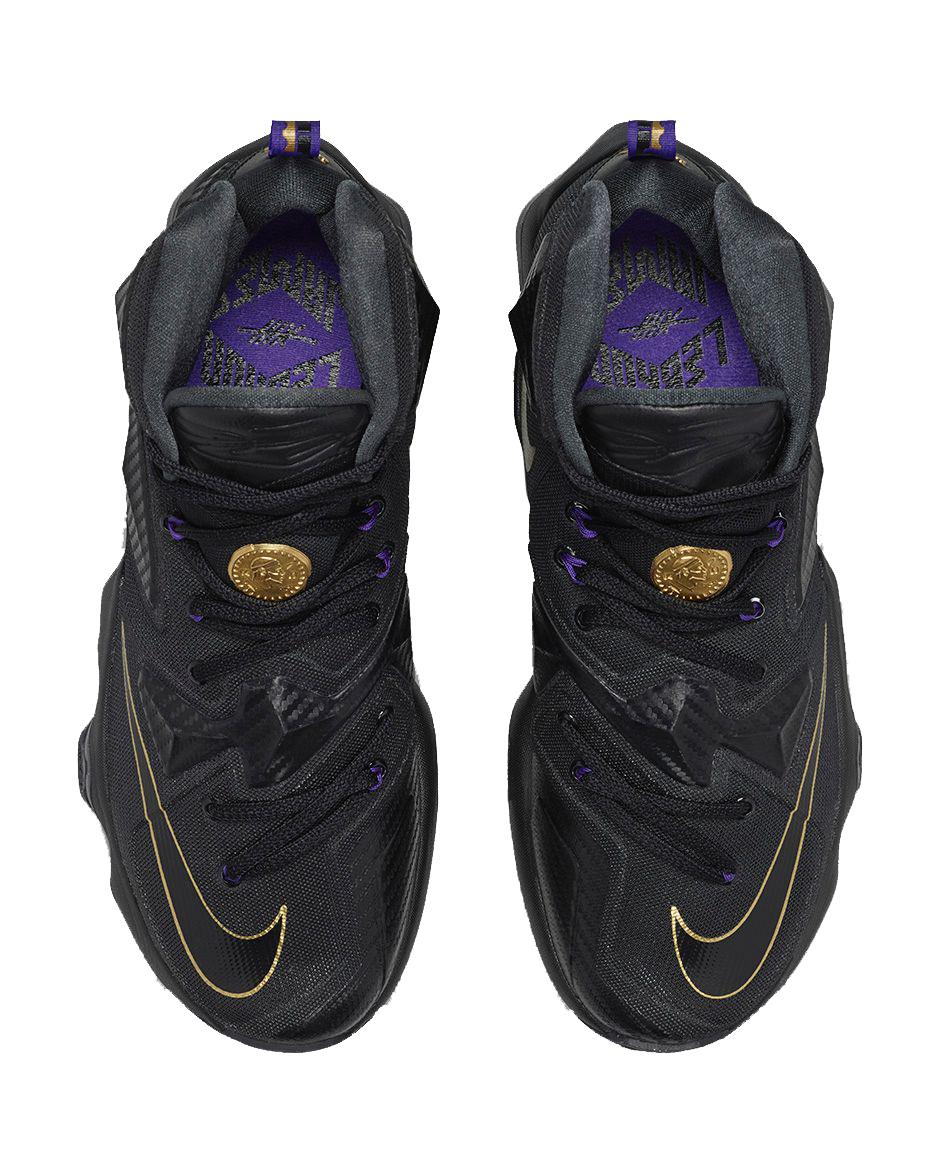 Nike LeBron 13 - Pot of Gold - KicksOnFire