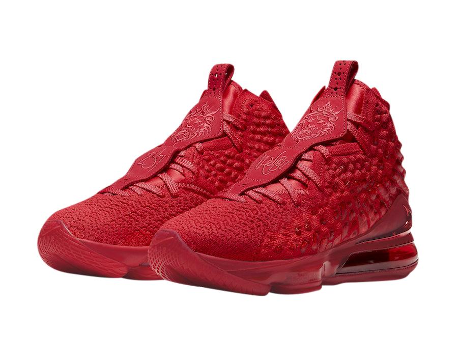 BUY Nike LeBron 17 Red Carpet
