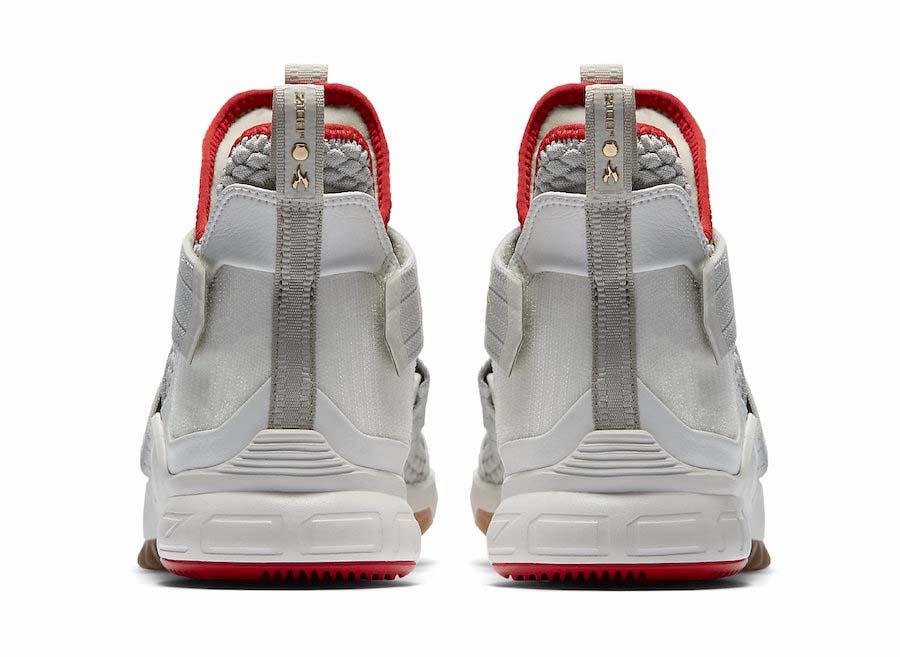 Nike LeBron Soldier 12 Light Bone