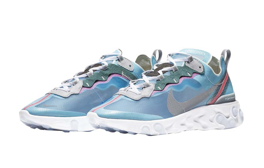 BUY Nike React Element 87 Royal Tint