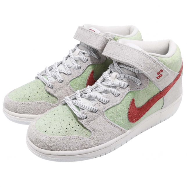 BUY Nike SB Dunk Mid Pro QS White Widow