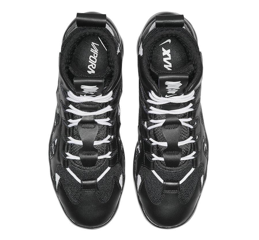 Nike VaporMax Gliese Black White