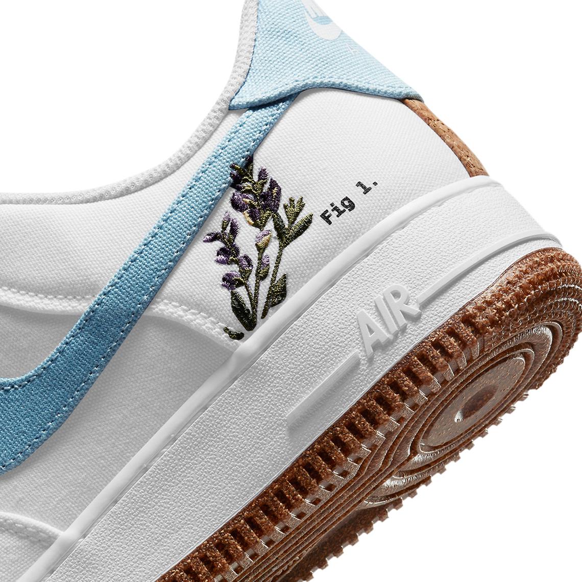 Nike Wmns Air Force 1 Indigo