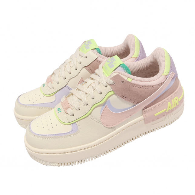 Nike Wmns Air Force 1 Shadow Cashmere Pale Coral
